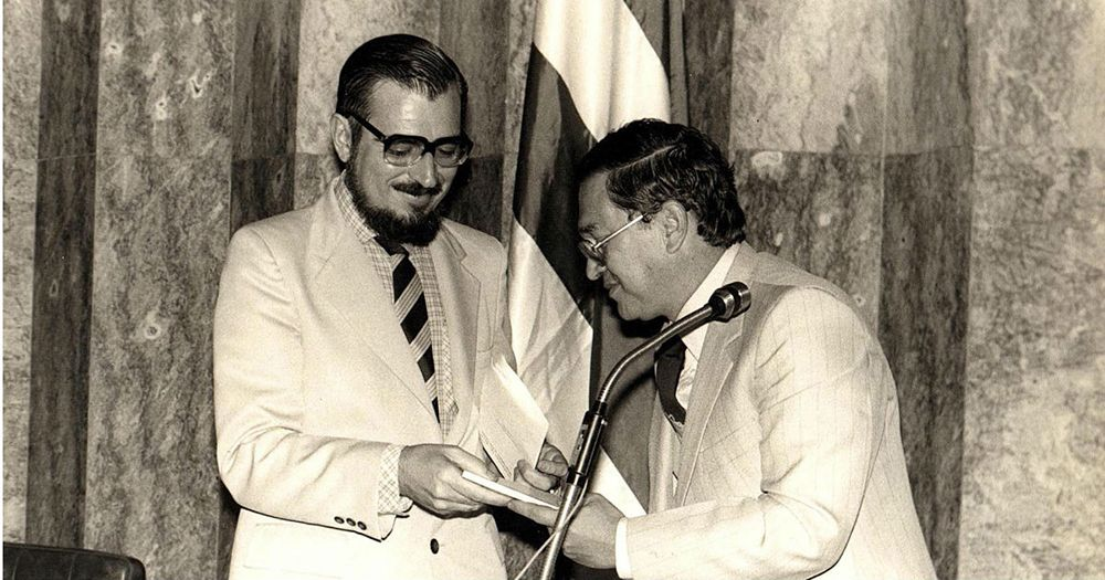 Homenaje a Estanislao Zuleta, el filósofo colombiano
